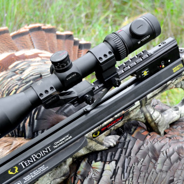 Take Your Crossbow Accuracy to the Outer Edge