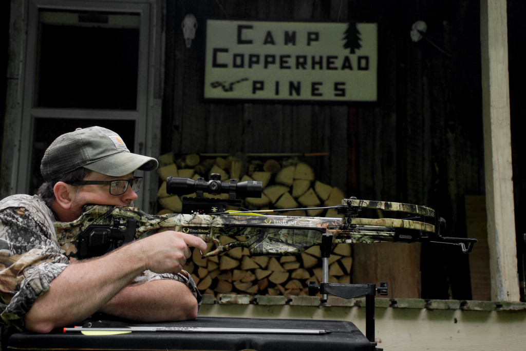 Setting up a crossbow like the Titan Xtreme is a simple process. You can literally buy this crossbow on your way to camp, assemble it, sight it in, and be in your stand for the afternoon hunt.