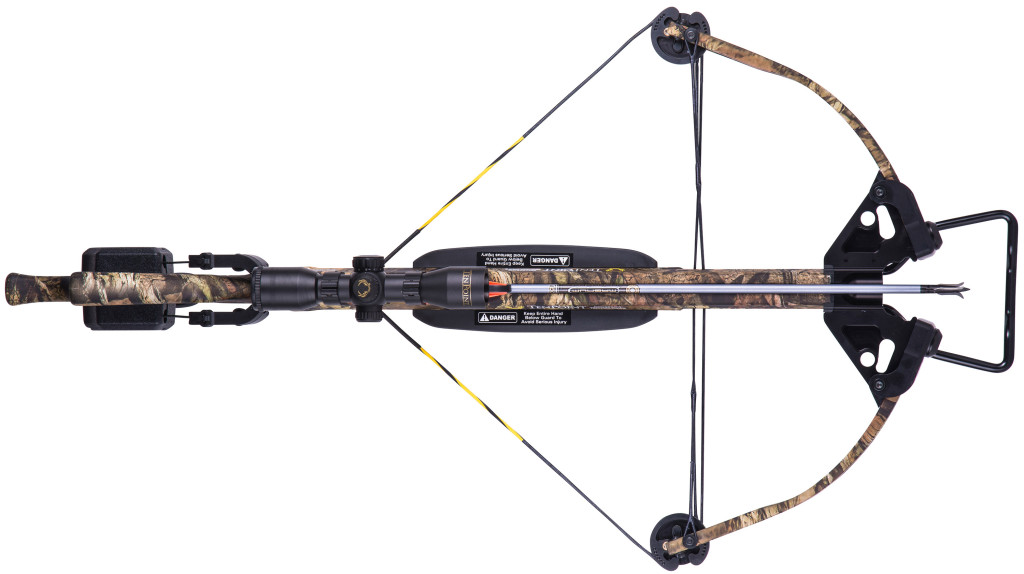 Crossbows have undergone significant improvements in material construction and design in the last several years.