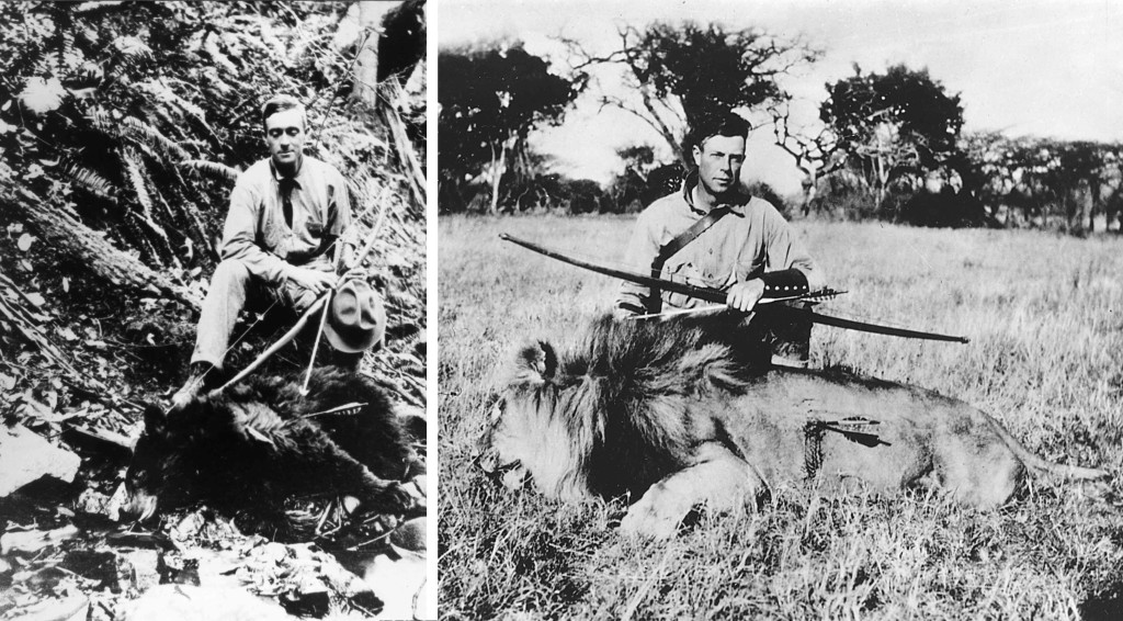Dr. Saxton Pope and Art Young spent the latter years of their lives demonstrating the virtues of archery and bowhunting, and ignited the passions of a generation of outdoorsmen who also subscribed to the ideals of wildlife conservation, fair-chase hunting, and building the skills necessary to harvest ethically with a bow big-game animals.