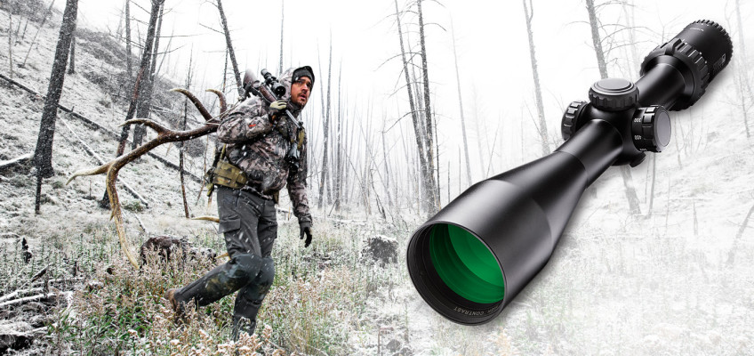 A Riflescope Made EXCLUSIVELY For Serious Big-Game Hunting