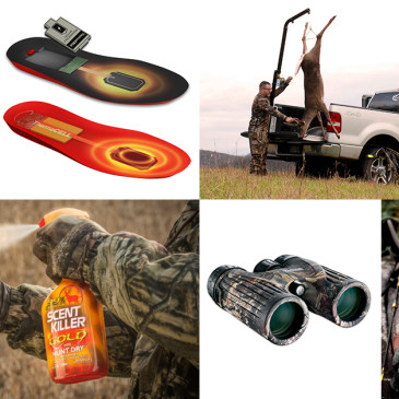 2015's Top 5 Hunting Products