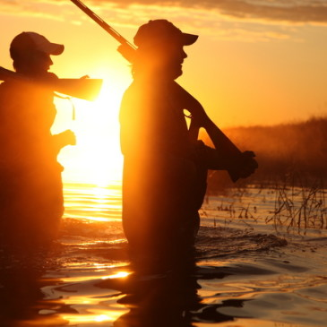 WIN the Waterfowl Hunt of a LIFETIME!