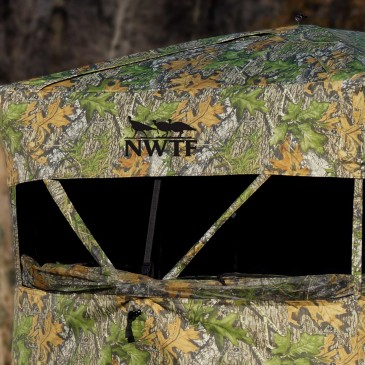 Rhino Ups the Ante In Ground Blind Technology and Design