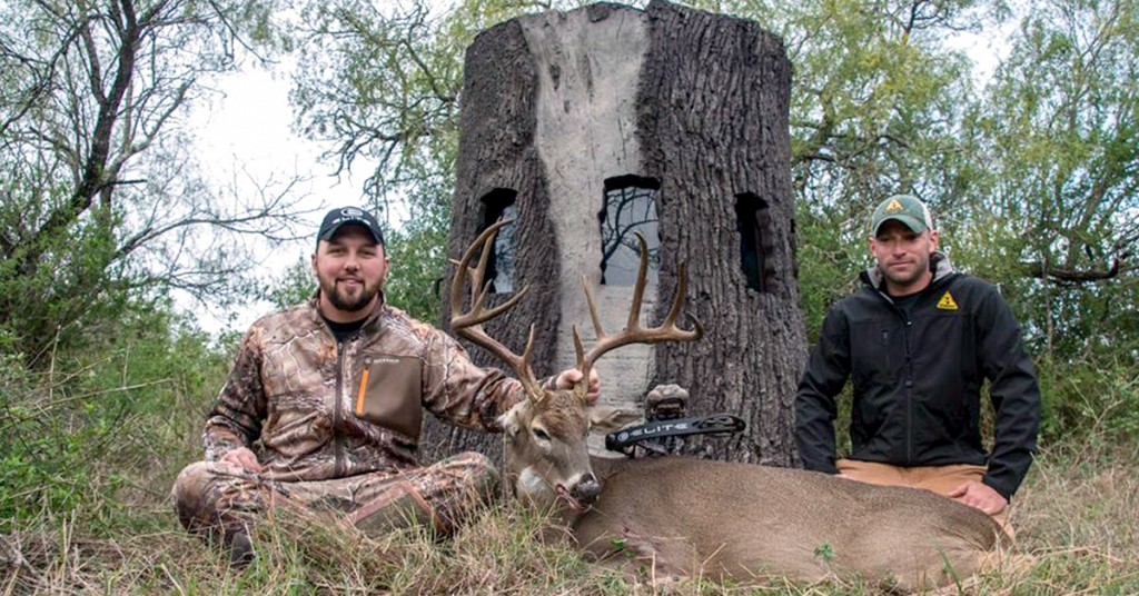 Hunters Disappear In Plain Sight Hunt Daily
