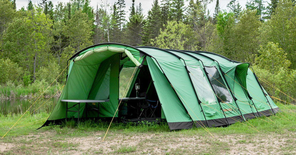 Deer Camp Shelter Storage : This mobile hunting lodge changes everything hunt daily
