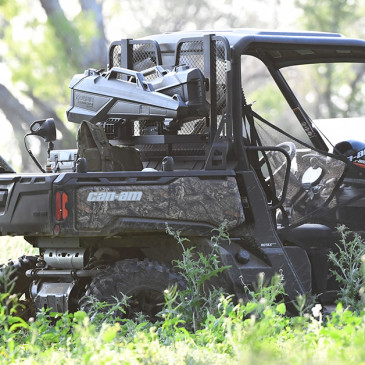 TESTED: Best UTV for Hunters