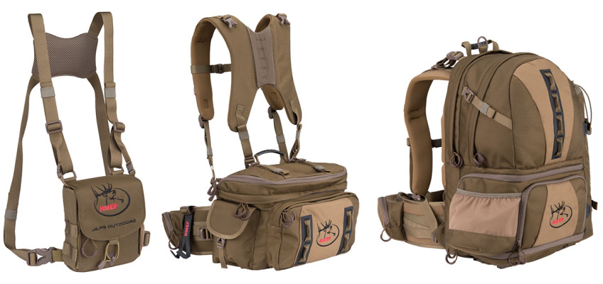 See the Packs Developed by Hardcore Elk Hunters